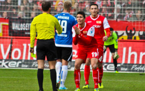Kreilach's substitution let Union finish with all XI