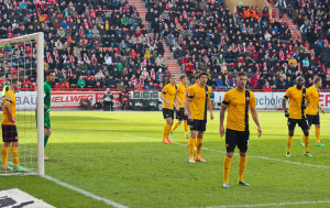 Dresden - early on in the Union box