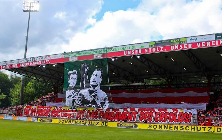 Fans bid Stuff & Glinker farewell