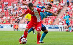 Skrzybski's goals in P-Berg delighted Köpenick