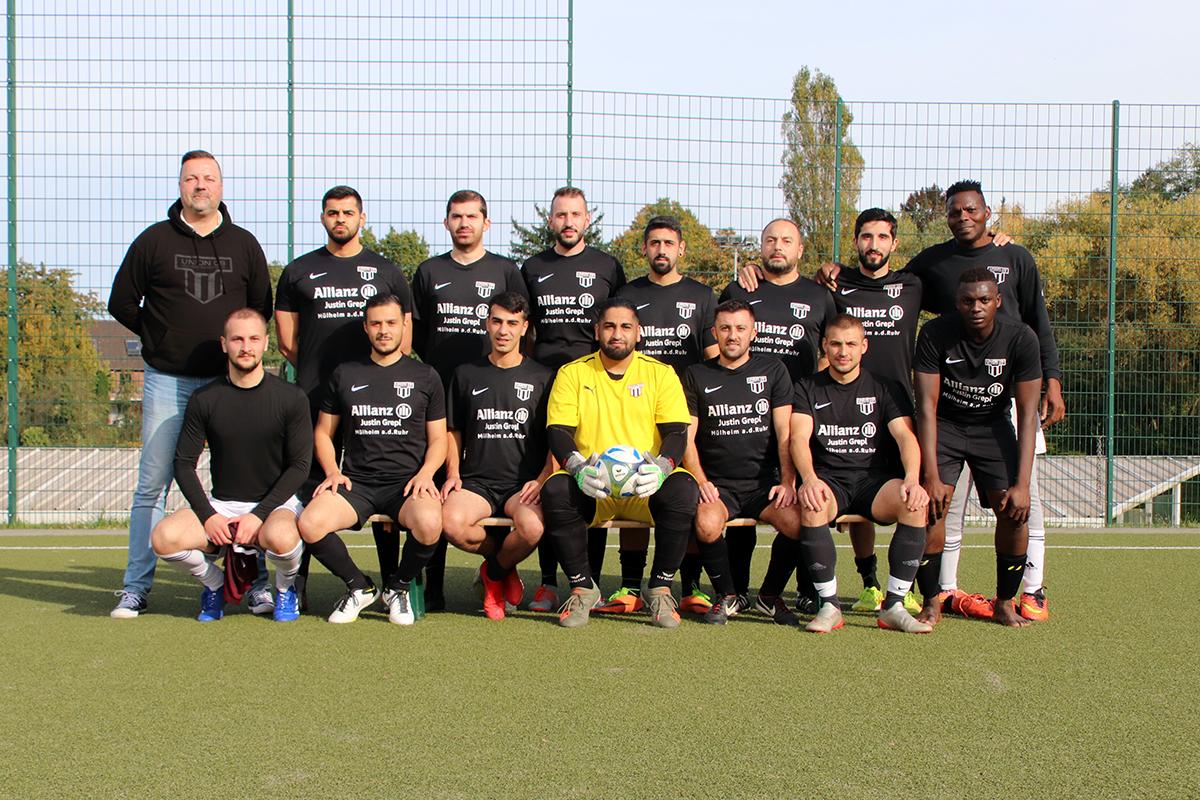 2. Mannschaft – Kantersieg gegen VfL Duisburg Süd II