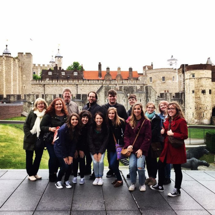 BIOCOM visits the Tower of London
