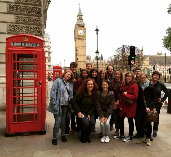 Typical tourist photo