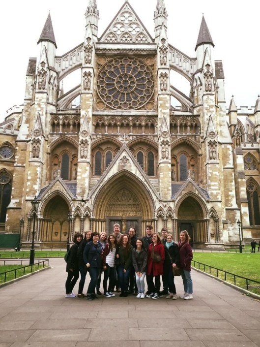 BIOCOM at Westminster Abbey
