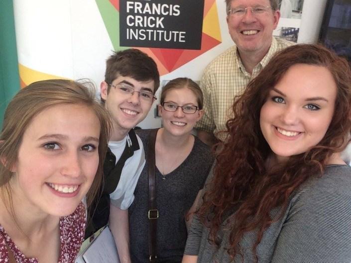 BIO 397 at the Francis Crick Institute