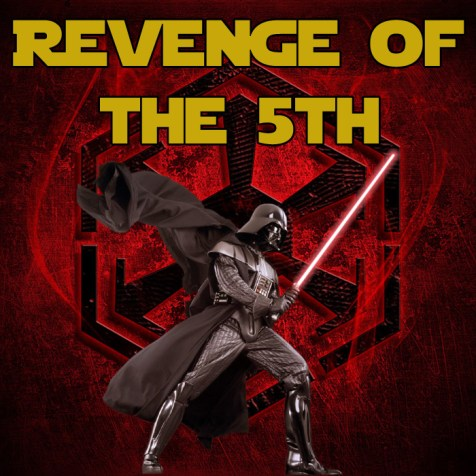 union cosmos star wars Revenge of the FIFTH