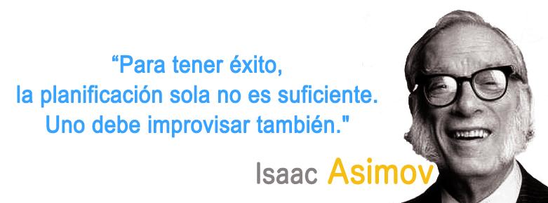 Union Cosmos Isaac Asimov Frase Celebre Unión Cosmos
