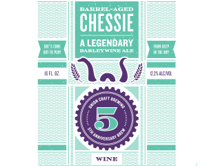 Wine Barrel-Aged Chessie