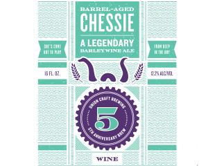 Wine Barrel-Aged Chessie