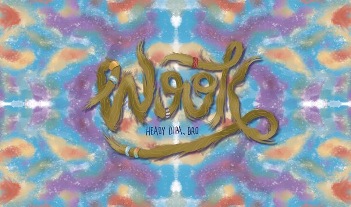 Wook - Heady DIPA, Bro