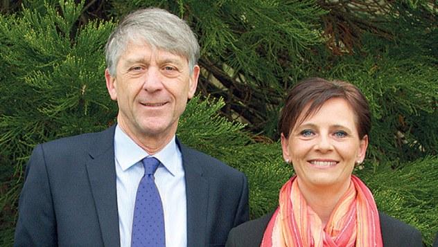 Jean Loctin et Corinne Lalance - permanences dans le Nord Toulois