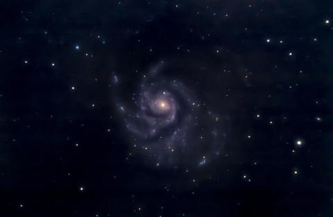 M101 - Galassia Girandola