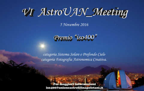 2016 - VI AstroUAN_Meeting
