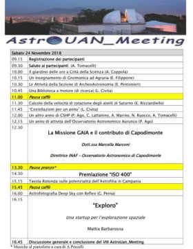 2018 - VIII AstroUan_Meeting