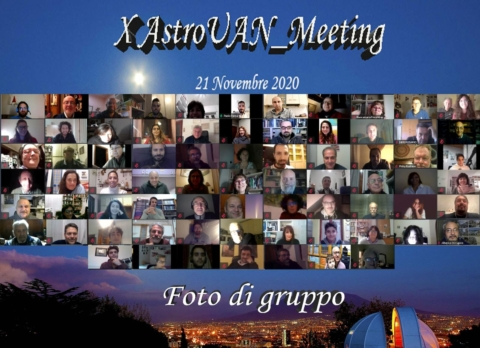 X AstroUAN_Meeting 2020