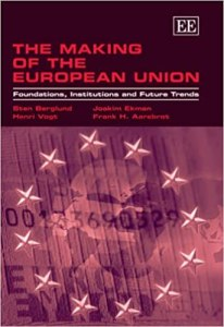 Book Cover: The making of the European Union : foundations, institutions and future trends