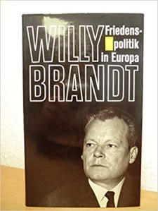 Book Cover: Friedenspolitik in Europa