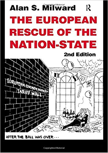 Book Cover: The European rescue of the nation-state