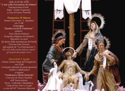 Celebrazione dei 400 anni di affidamento della maestranza dei Sarti