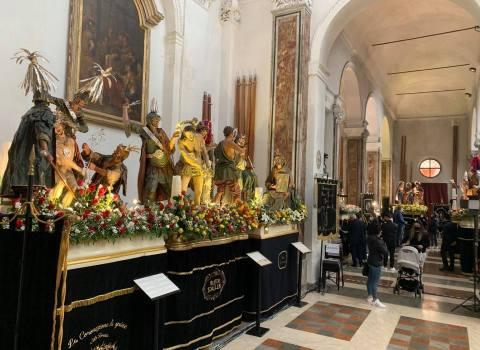 Settimana Santa 2021, proseguono i riti nel segno della devozione dei trapanesi