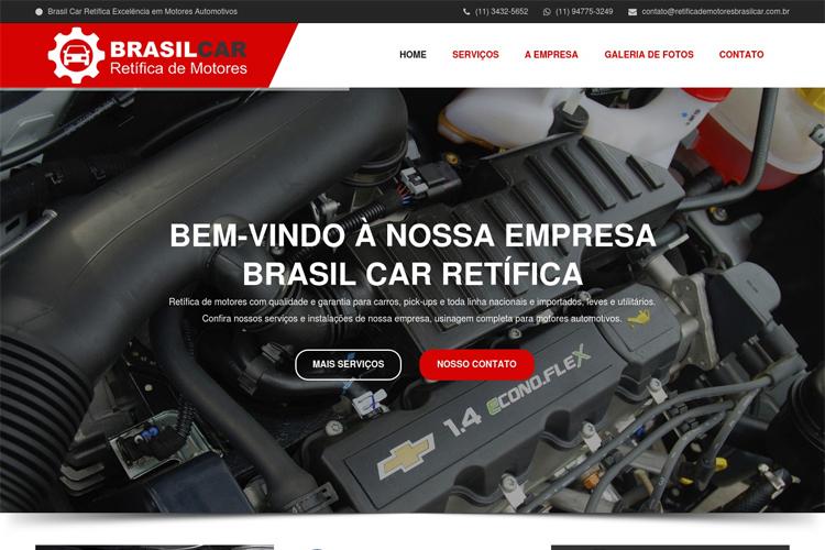Brasil Car Retífica de Motores
