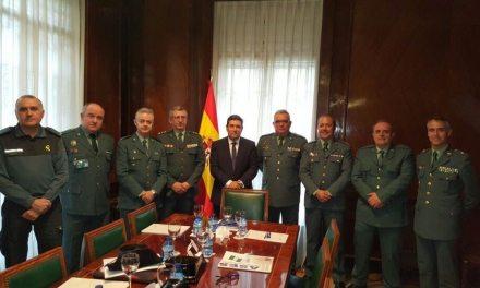 Asociaciones se reúnen con el nuevo Director General