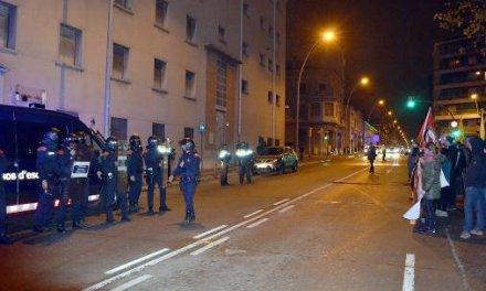 Concentración el jueves 9 a favor de la Guardia Civil en Cataluña