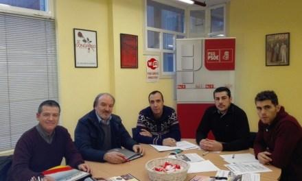 Reunión entre UniónGC Galicia y el Senador D. Luis García