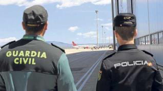 Un Policia cuesta 11.000 euros mas al año que un Guardia Civil