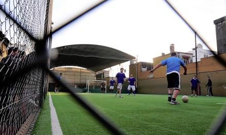 A juicio militar un Guardia Civil por insultar al Sargento jugando al fútbol.