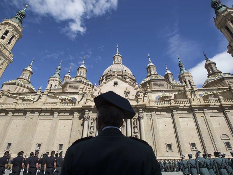 Reunion planes de estudios y formacion de Guardias Civiles y Suboficiales