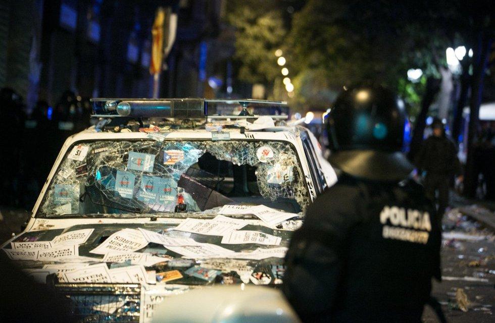 UnionGC condena el hostigamiento a los compañeros en Cataluña