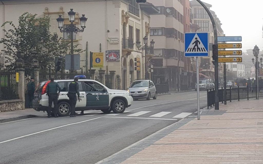UnionGC denuncia la falta de chalecos antibalas en el intento de atraco en Cangas de Onis