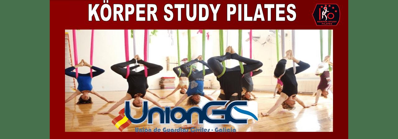 Convenio UnionGC y estudio Pilates en A Coruña
