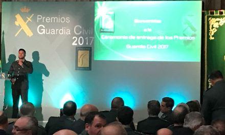 UnionGC asiste a los Premios Guardia Civil 2017