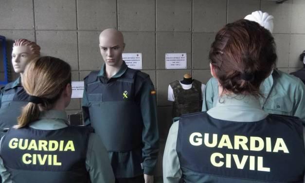 UnionGC solicita en Navarra chalecos antibalas de dotación individual
