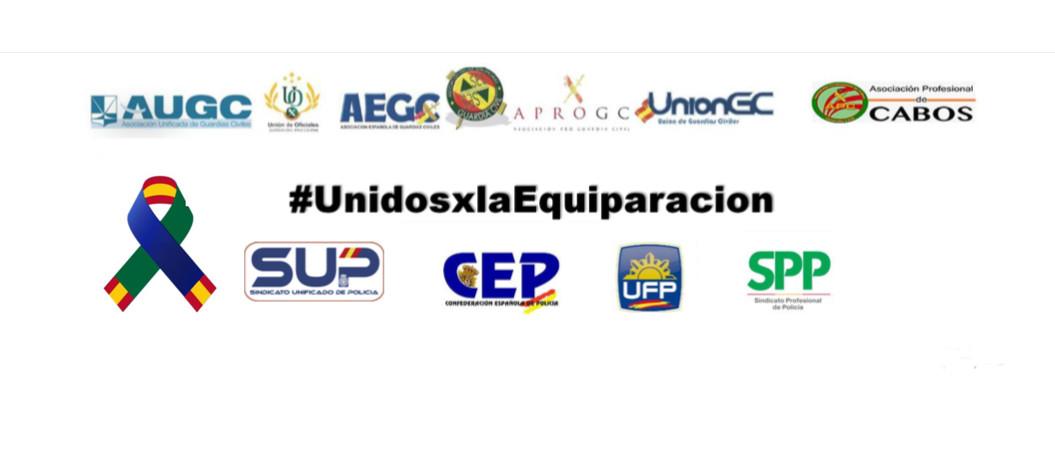 Asociaciones y sindicatos acuden al primer encuentro de la Mesa de Seguimiento del acuerdo de equiparación salarial