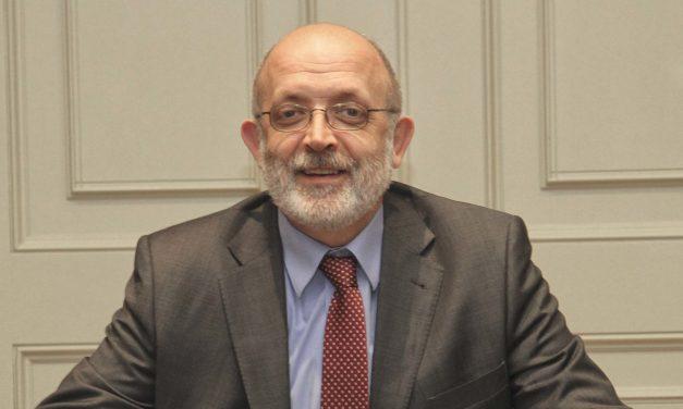 Reunión previa al nombramiento del nuevo Director General D. Félix Azón Vilas