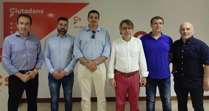 UnionGC se reune y recibe el apoyo de Cs. en Baleares