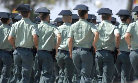 Grupo de trabajo sobre acoso laboral y sexual en la Guardia Civil