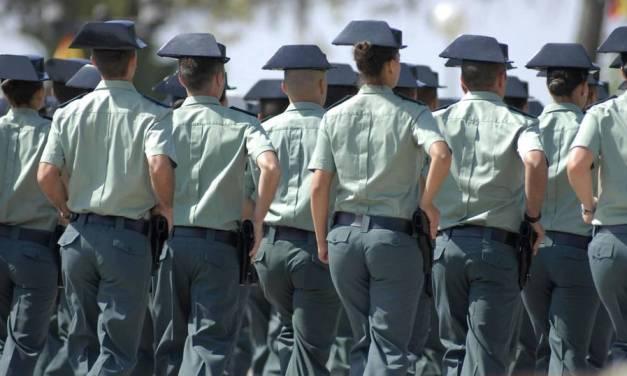 Reunión GT de destinos en la Guardia Civil