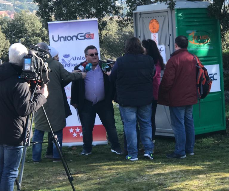 Entrevista al Secretario de Organizacion de UnionGC sobre el caso de Galapagar