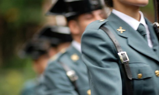 """UnionGC denuncia """"escasez"""" de guardias civiles en Cantabria"""