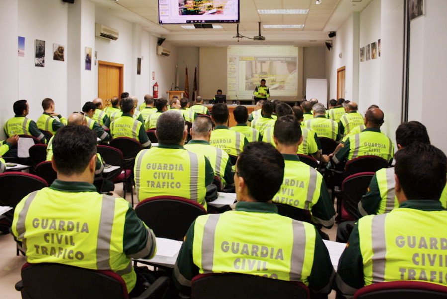 ¿Cuáles son los requisitos para formar parte de la Guardia Civil?