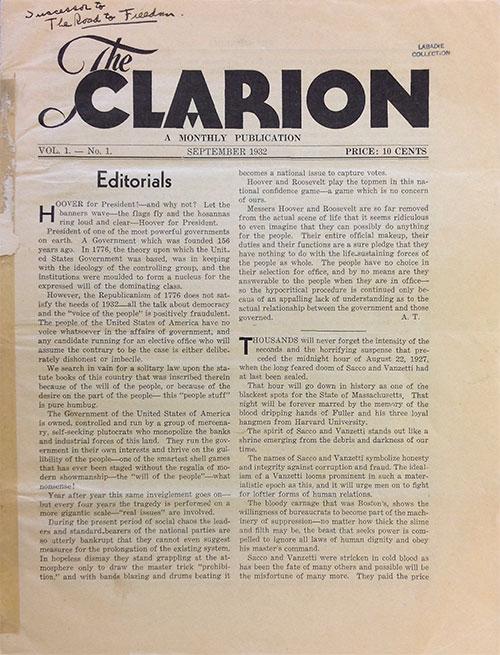 Clarion-V1N1