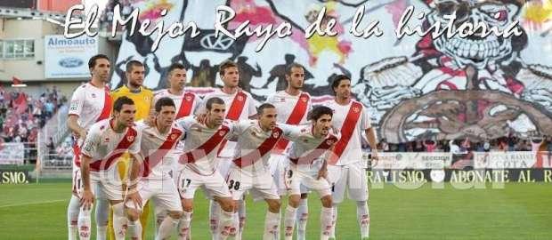 Revive el final del Rayo 2-2 Athletic