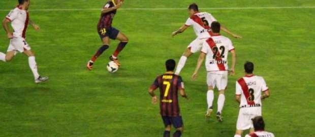 PODCAST del Rayo 0-4 Barcelona