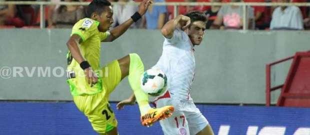 Mojica, jugador más votado ante el Sevilla