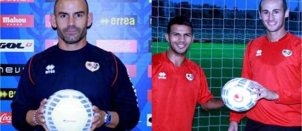 SORTEO: Balón firmado por los jugadores del Rayo Vallecano