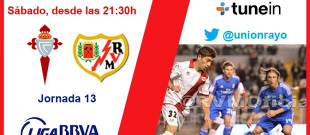 Previa Celta – Rayo con SORTEO Copa del Rey